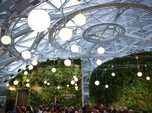 Ada Hutan Hujan di Kantor Baru Amazon