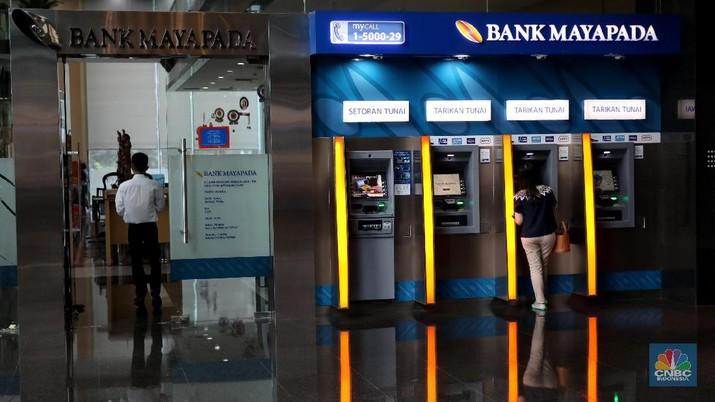 PT Pemeringkat Efek Indonesia (Pefindo) menegaskan peringkat idA- PT Bank Mayapada Internasional Tbk (MAYA)