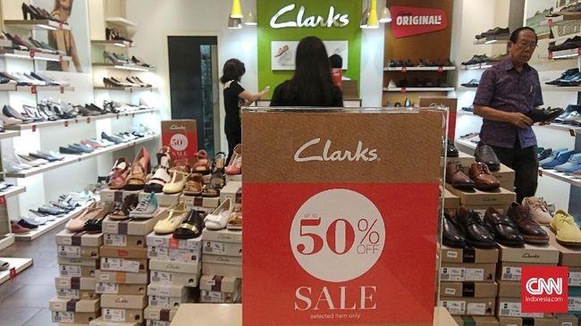 Distributor Resmi Clarks Akui Hengkang Mulai 28 Februari