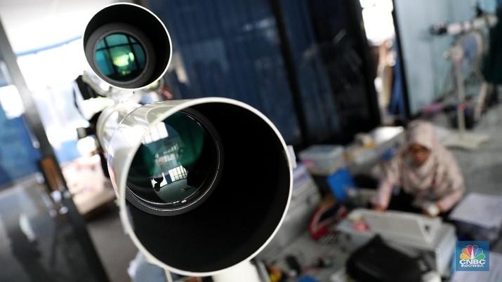 Jelang Gerhana Bulan, Planetarium Bersiap Sambut Wisatawan
