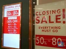 Rencanakan Tutup Semua Gerai, Sepatu Clarks Closing Sale 80%