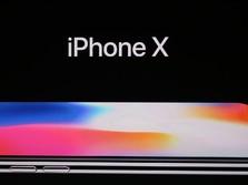 Ini Ponsel yang Mirip iPhone X Seharga Rp 550 Ribu