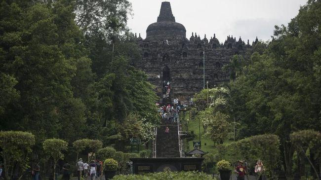 Borobudur Bakal Miliki Jalur Khusus Wisatawan Asing
