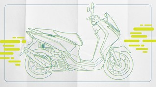 Yamaha Lexi 125 Cocok untuk Ojek Online