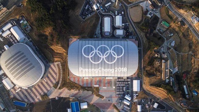 Server Olimpiade Musim Dingin 2018 Diserang 'Hacker'