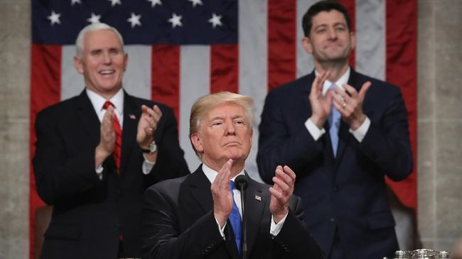 Trump Bukan Presiden AS Pertama yang Diundang Kim Jong-un