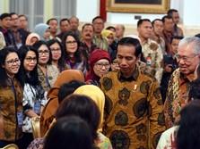 Jokowi Minta Orang Terkaya Negeri Ini Ikut Selamatkan Rupiah