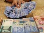 Rupiah Menguat 0,08% Lawan Dolar AS