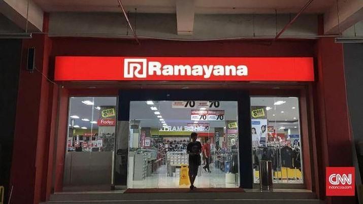 Kerja Sama dengan Peritel Online, Penjualan Ramayana Naik 2%