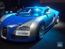 Melihat Hypercar Bugatti Veyron di Indonesia