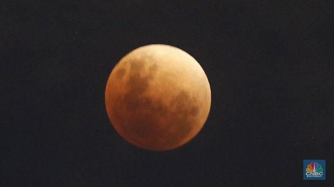 NASA Temukan Air di Permukaan Bulan, Apakah Bulan
