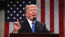 Trump 'Terpaksa' Teken RUU Anggaran US$1,3 Triliun