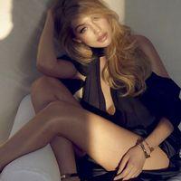 Dengan perawakan tubuh yang tinggi langsing ditambah paras cantik, supermodel Gigi Hadid mampu memikat banyak perhatian. (Foto: Instagram/gigihadid)