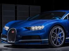Mobil Bugatti Chiron Rp 90 Miliar Dilepas ke Pasar Indonesia