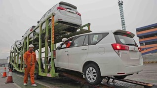 Soal Ekspor Mobil, Toyota Masih 'Jatuh Cinta' dengan Vietnam