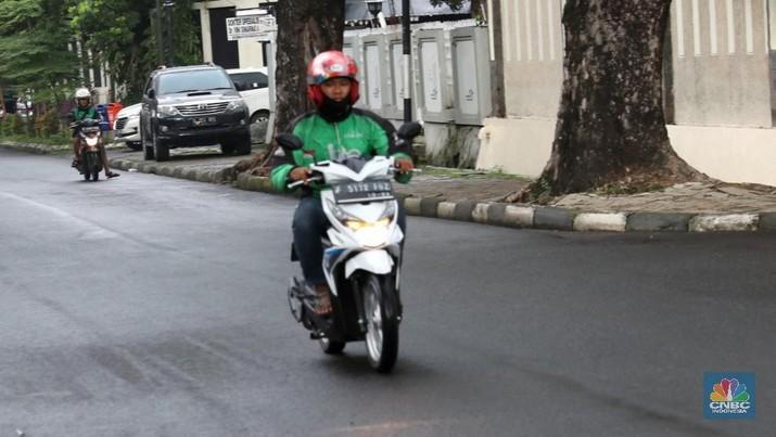 Go-Jek Cs Buka-bukaan Tarif, Halau Demo di Asian Games