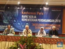 Mendag Proyeksi Ekspor Indonesia Tumbuh 11% di 2018