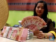 Dolar AS Bangun Kesiangan, Rupiah Menguat di Akhir Pekan