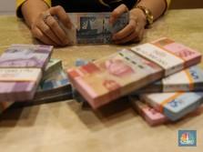 Defisit Perdagangan Jadi Pemberat Rupiah