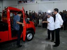 Dengan Kendaraan Listrik, Jokowi Sebut RI Bisa Hemat Rp 798 T