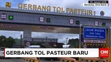 Pemindahan Gerbang Tol Pasteur