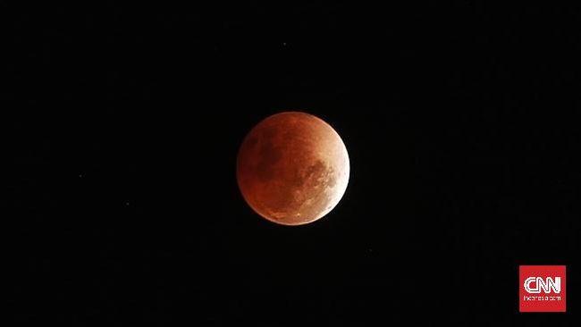 Keistimewaan Gerhana Bulan Terlama Akhir Pekan Nanti