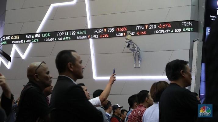 Pasar keuangan Indonesia masih belum kompak pada perdagangan kemarin. Bagaimana dengan hari ini?
