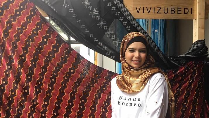 Vivi Zubedi, Desainer Abaya yang Dulu Pernah Menjadi Akuntan