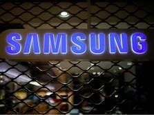 Samsung Beri Warning,
