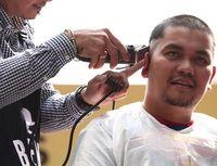 Perhelatan yang sama digelar lagi di tahun 2015. Kali ini Indra Bekti menjadi salah satu selebriti yang rela membabat habis rambutnya untuk Shave for Hope. Di saat yang bersamaan, Indra juga didapuk menjadi Duta Kanker Anak.