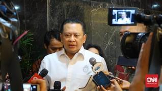 Bamsoet Klaim Yenny Wahid Dukung Jokowi-Ma'ruf