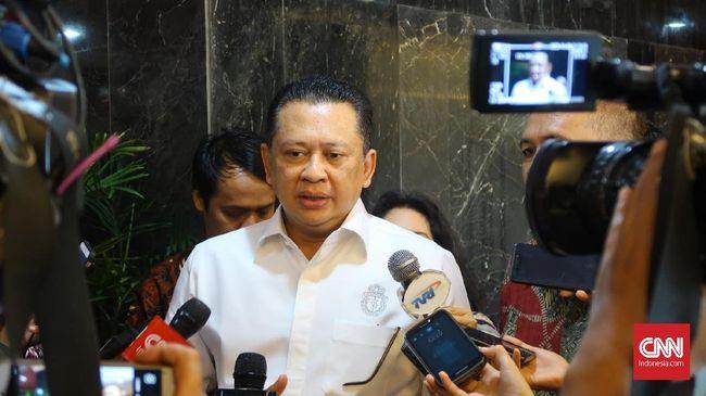 Ketua DPR Sebut Insiden Peluru Nyasar Tak Terkait Terorisme