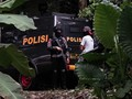 Polisi Sterilisasi Lokasi Penggerebekan Teroris di Tangerang