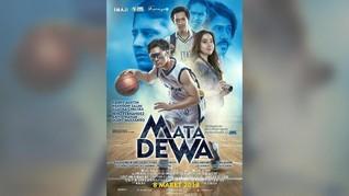 'Mata Dewa' Diklaim Jadi Film Basket Pertama di Indonesia