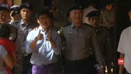 VIDEO: Badan Internasional Pantau Sidang Dua Wartawan Reuters