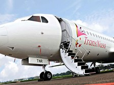 Susul Lion dan AirAsia, TransNusa Terbang Lagi 22 Juni
