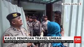 Polisi Tutup Biro Pelayanan Umrah PT SBL