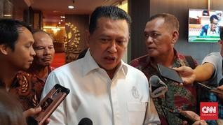 Bamsoet Dukung Jokowi Tidak Terbitkan Perppu UU MD3
