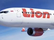 Pesawat Lion Air yang Hilang Kontak Adalah Boeing 737 Max 8