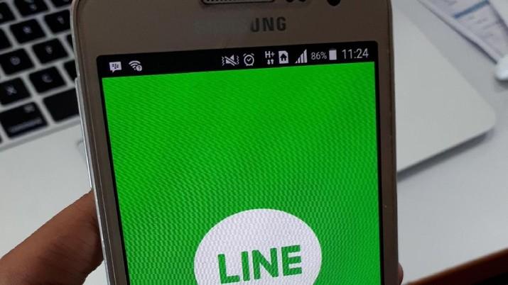 Line meluncurkan divisi usaha di sektor kriptokurensi dengan menawarkan jasa pinjaman dan asuransi