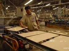 Proyek Mulai Bergulir, Industri Keramik Diproyeksi Tumbuh 7%