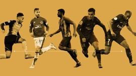 INFOGRAFIS: 10 Pemain Termahal di Transfer Januari 2018