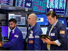 Wall Street Menguat Setelah Investor Cerna Data Inflasi AS