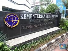 Kemenhub Gelar Simulasi Jelang Pemberlakuan TSS Selat Lombok