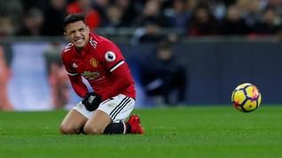 Alexis Sanchez Kecewa Dengan Kehidupan di Manchester United