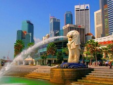 RI Mantapkan Jurus 'Hancurkan' Dominasi Jalur Laut Singapura