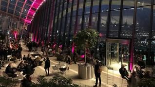 London Suguhkan Cerita Pendek untuk Wisatawan