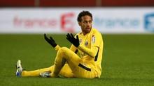 Emery Sindir Keberadaan Neymar di PSG