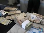 Uang Beredar Naik 12,5% di Oktober