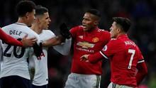 Prediksi Manchester United vs Tottenham Hotspur di Piala FA